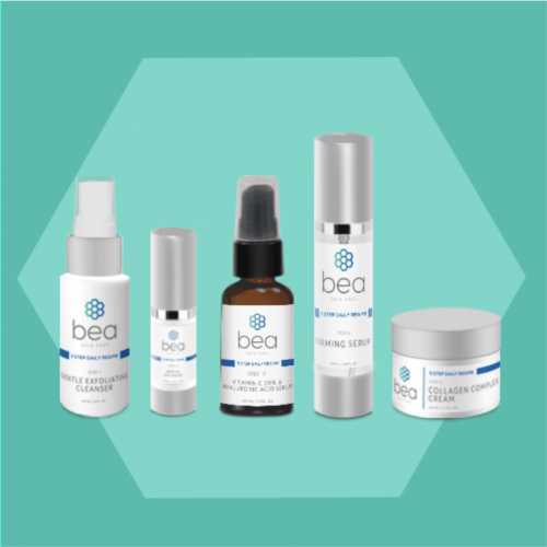 beaSkinClinic OurProductLines