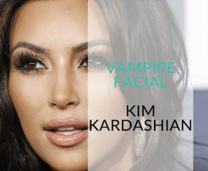 kim kardashian celebrity skin care treatments