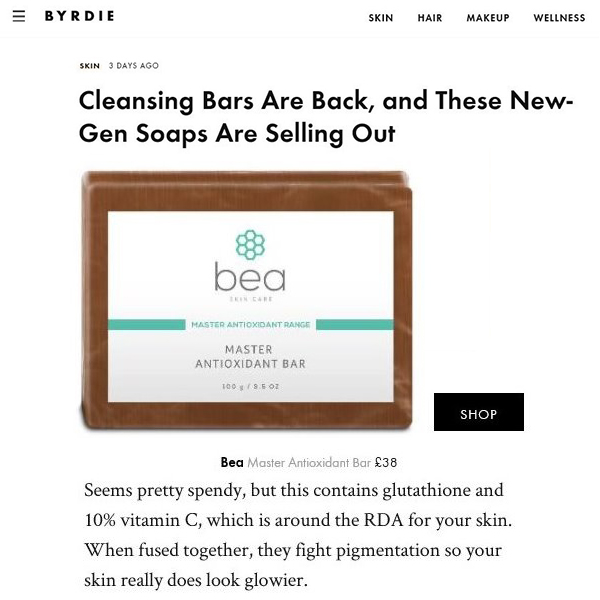 Cleansing Bars Are Back, and These New-Gen Soaps Are Selling Out