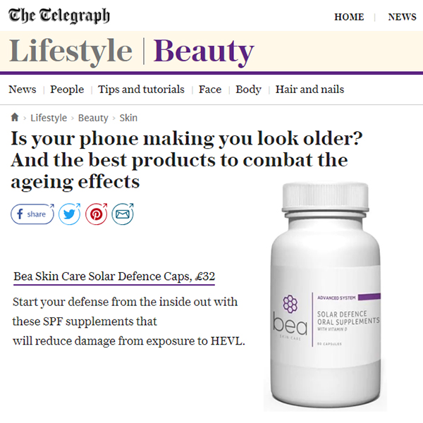 Is your phone making you look older? And the best products to combat the ageing effects