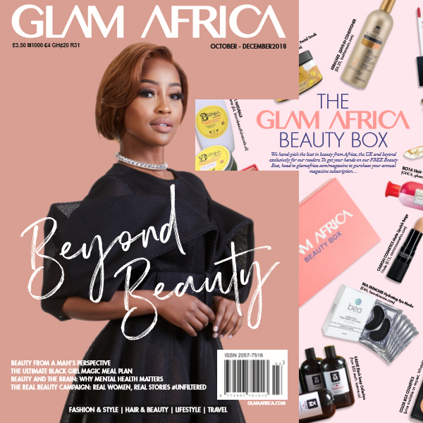 The Glam Africa Beauty Box