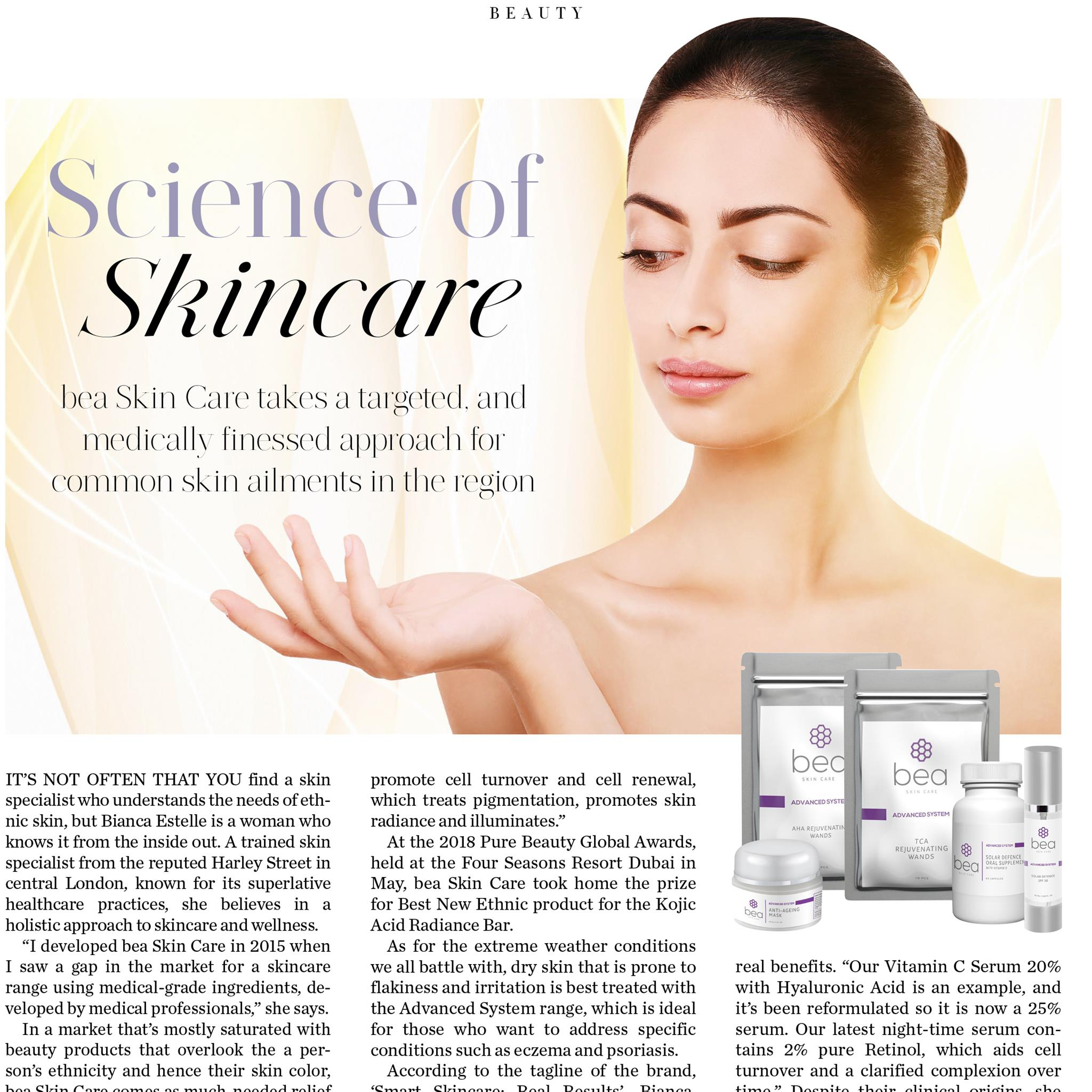 Science of Skincare