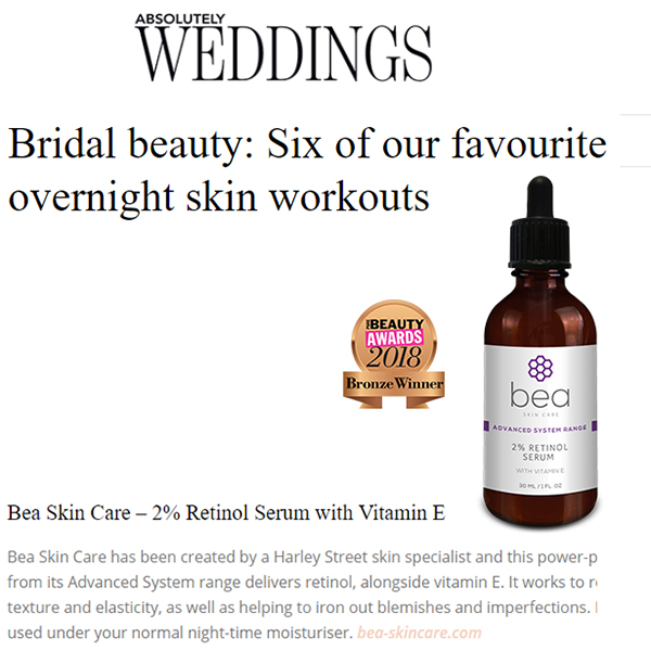Bridal beauty: Six of our favourite overnight skin workouts