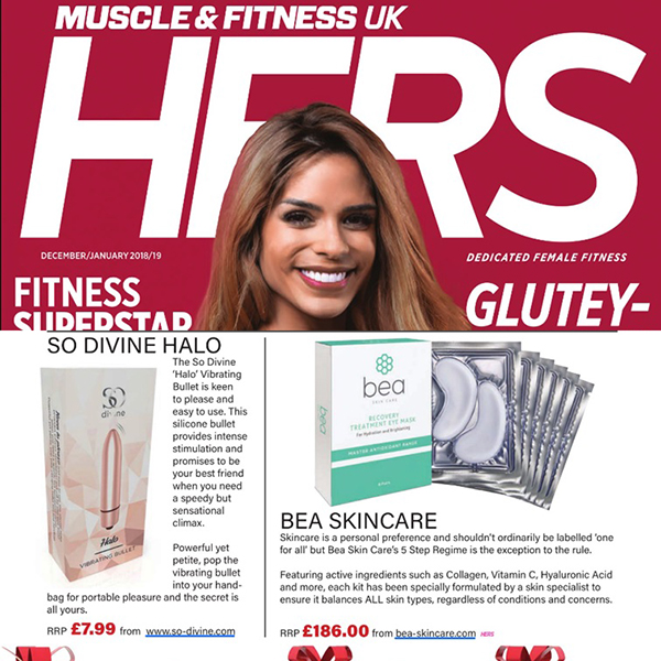 the muscle & fitness hers christmas gift guide