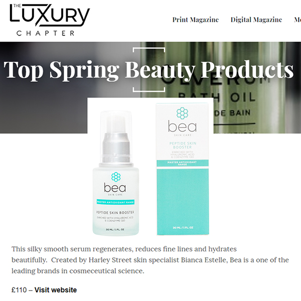 Top Spring Beauty Products