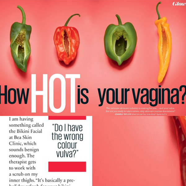 How Hot Is Your Vagina?