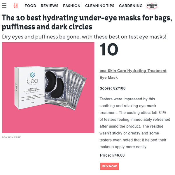 The 10 best hydrating under-eye masks for bags, puffiness and dark circles