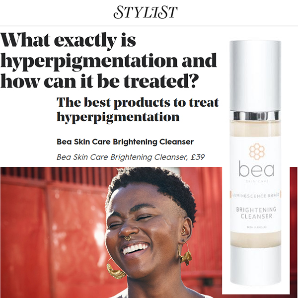 What exactly is hyperpigmentation and how can it be treated?