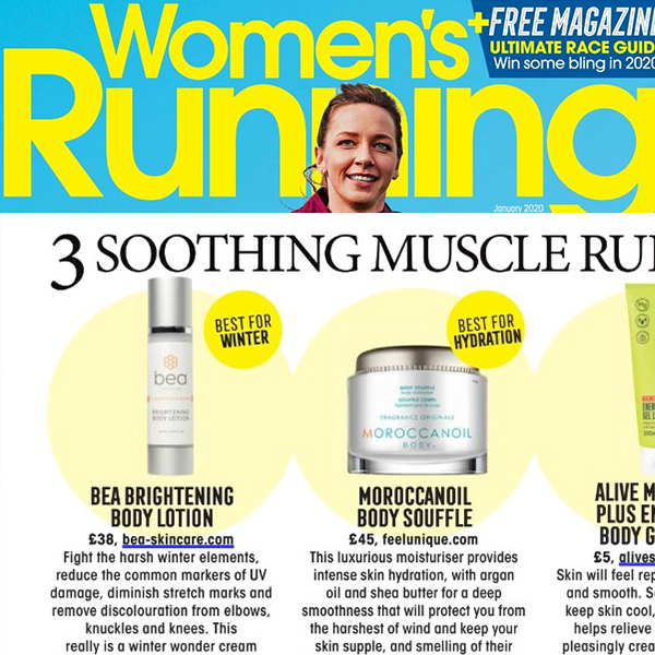 3 Soothing Muscle Rubs