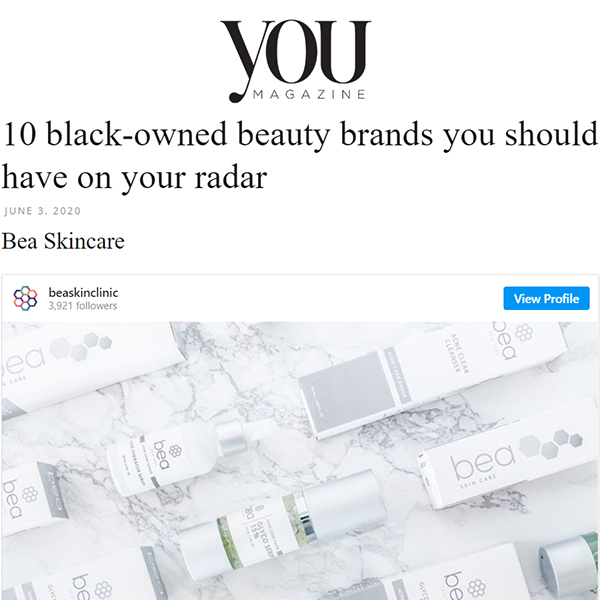 9 black-owned beauty brands you should have on your radar