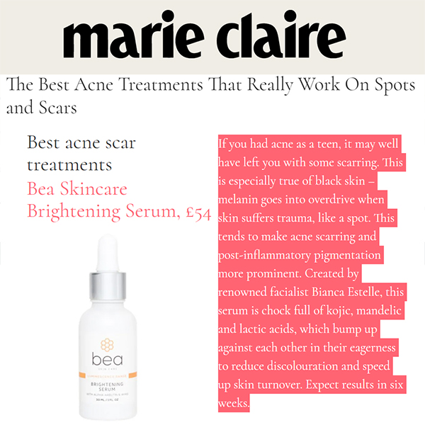 The Best Acne Treatments That Really Work On Spots and Scars