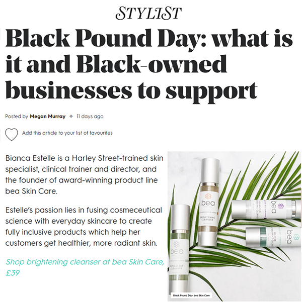 Black Pound Day: what is it and Black-owned businesses to support