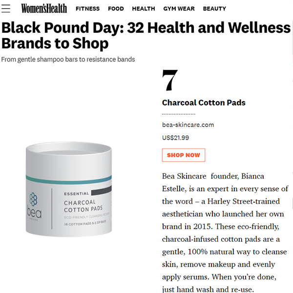 Black Pound Day: 32 Health and Wellness Brands to Shop