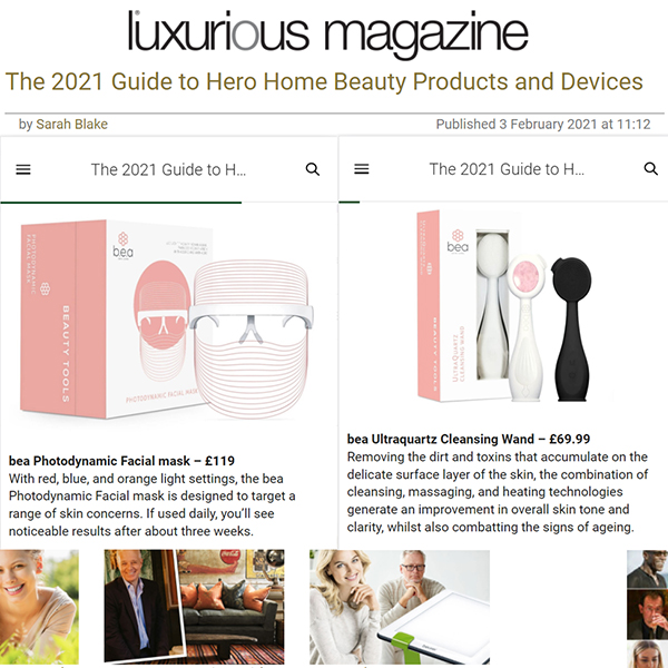 The 2021 Guide To Hero Home Beauty Products And Devices